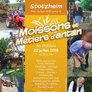 Moissons et Métiers d\'Antan à Stotzheim 2018