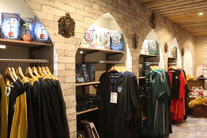 Les vêtements et accessoires de la saga Harry Potter