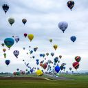 Mondial Air Ballons MAB 2019 à Chambley