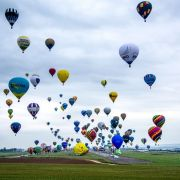 Mondial Air Ballons MAB 2019 à Chambley
