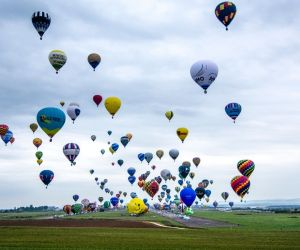 Mondial Air Ballons MAB 2021 à Chambley