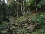 Le Mur païen du Mont Sainte-Odile (Ottrott), l\'une des nombreuses pépites du patrimoine naturel d\'Alsace.
