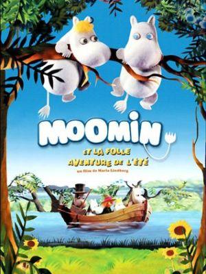 Moomin et la folle aventure de l\'été