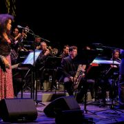 Morgane Ji et l\'Orchestre National Jazz Luxembourg