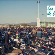 Motovirade contre la mucoviscidose à Cernay 2020