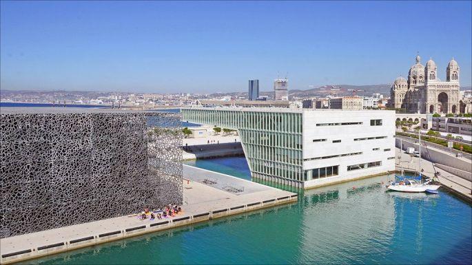 Le musée Mucem de Marseille