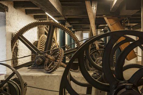 Mühlemuseum : Musée du Moulin de Brüglingen