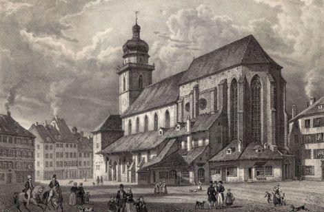 Ancien temple Saint-Etienne