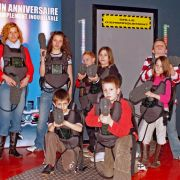 Laser Game Evolution de Mulhouse - Saison 2009