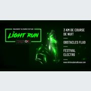 Mulhouse Light Run 2019 - Ta course en fluo