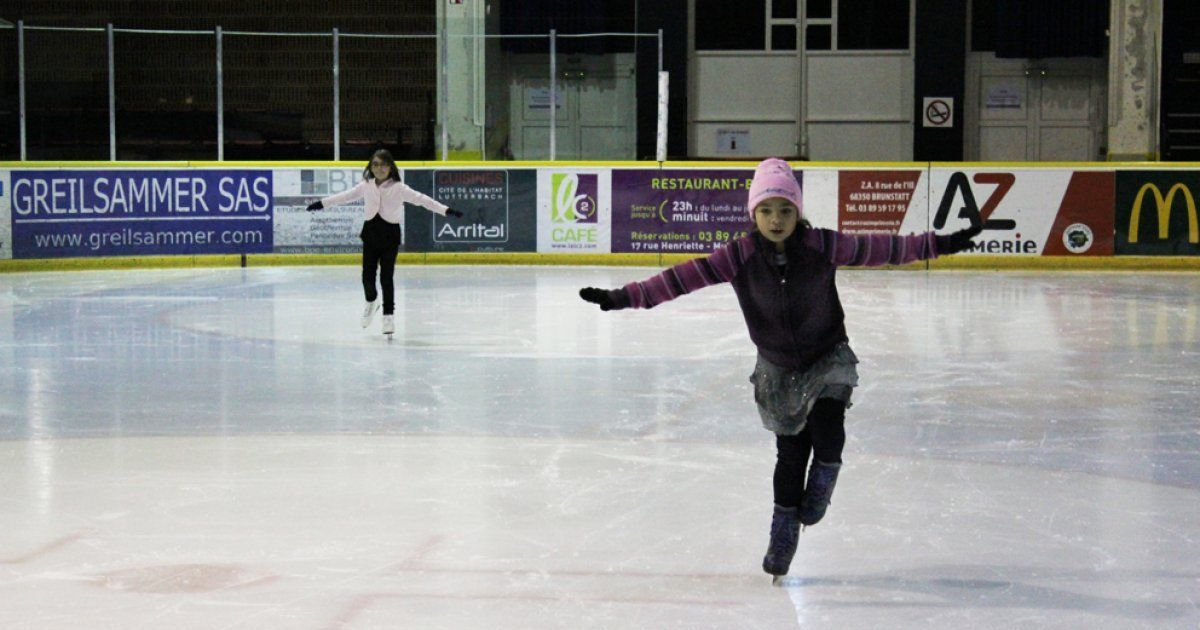 Mulhouse on ice r ouverture de la patinoire animation - Piscine olympique mulhouse ...