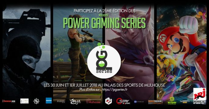 Mulhouse Power Gaming Series