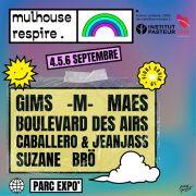 Mulhouse Respire - Festival pour la recherche contre le Covid-19