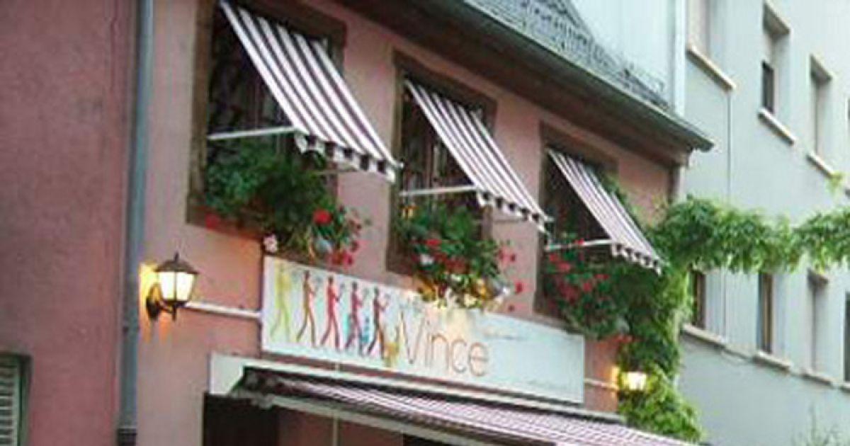 Restaurant Traditionnel Centre Ville Strasbourg