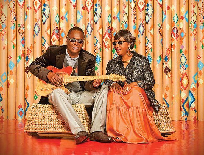 Amadou et Mariam seront en concert le 26 mai à Mulhouse