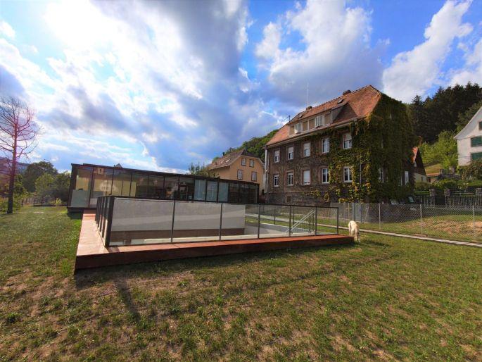 Le musée Albert Schweitzer