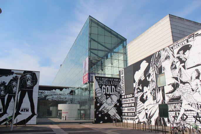 Bienvenue au Musée d\'Art Moderne et Contemporain de Strasbourg!