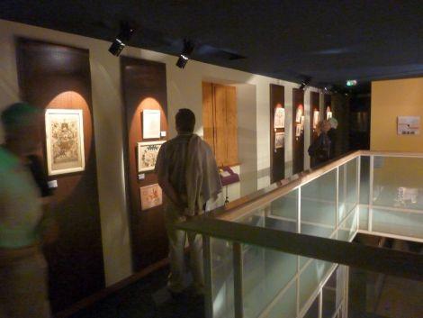 Les collections du Musée de l\'Image Populaire à Pfaffenhoffen