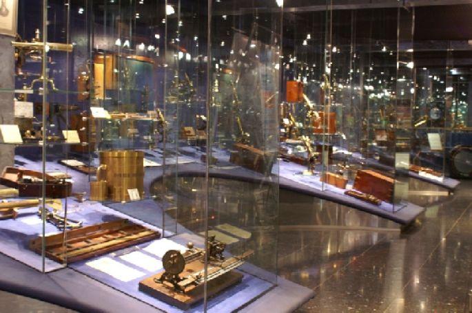 Musée de l\'Instrumentation Optique à Biesheim en Alsace