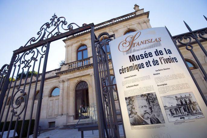 Musée de la Céramique et de l\'ivoire