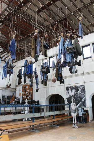Le Musée de la Mine a conservé la seule salle des\