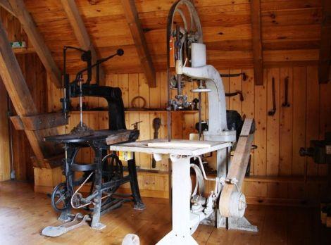 La Musée de la Schlitte et des Métiers du Bois permet de découvrir un patrimoine artisanal des anciennes générations.