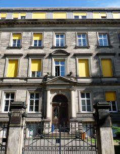 Le Musée de Minéralogie de Strasbourg est situé dans l\'institut des Sciences de la Terre de Strasbourg