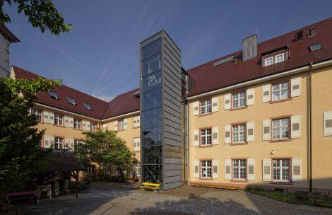 Musée des Trois pays - Dreiländermuseum à Lörrach en Allemagne