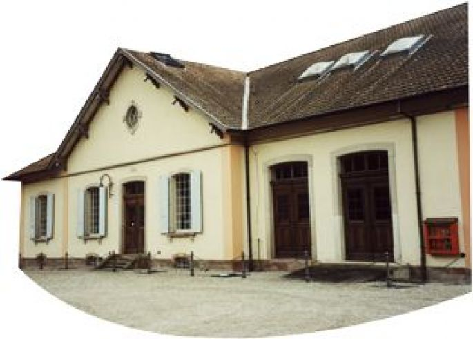 Le Musée des Usines Municipales à Colmar présente des formes anciennes de technologie: électricité, éclairage, eau...