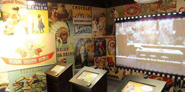 Musée du Chocolat - Choco Story Colmar