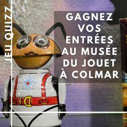 Musée du jouet à Colmar