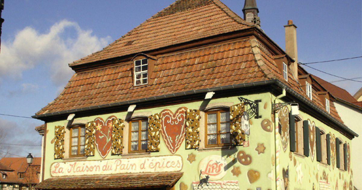 Mus e du pain d 39 epices et de l 39 art populaire gertwiller for Art et maison figeac