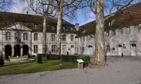 Musée du papier peint à Rixheim