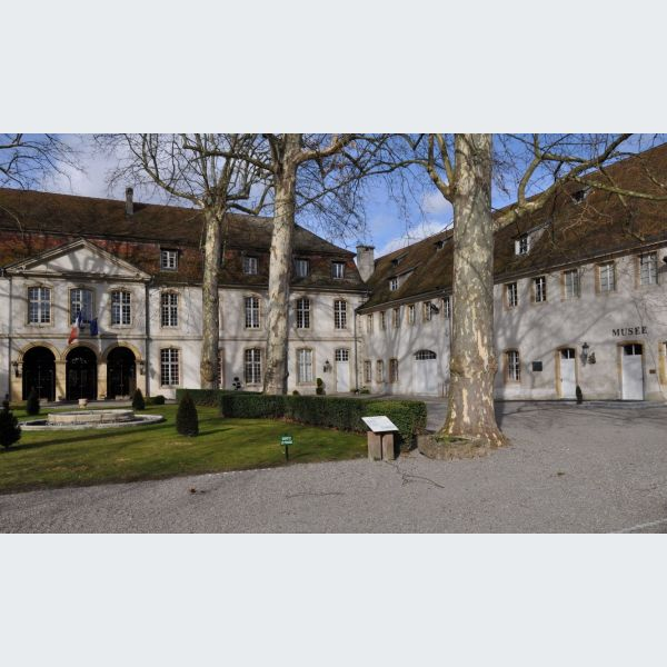 Musee Du Papier Peint A Rixheim Alsace Musees Et Expositions Jds