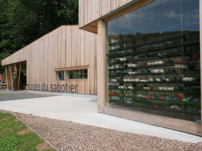 Le musée du sabot à Soucht en Moselle