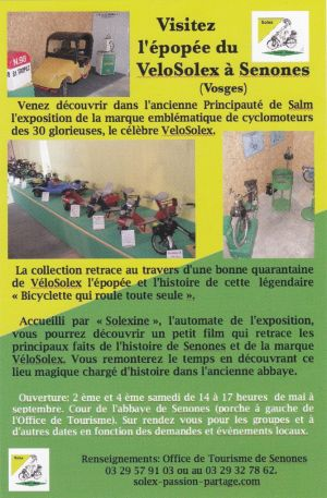 Musée du VeloSoleX