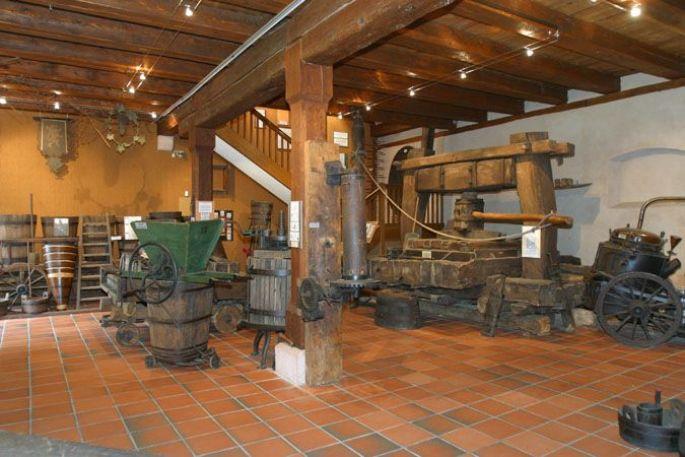 Musée du Vignoble et des Vins d\'Alsace