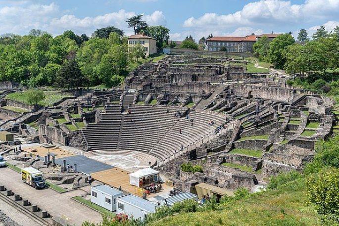 Musée et théâtres romains de Lyon
