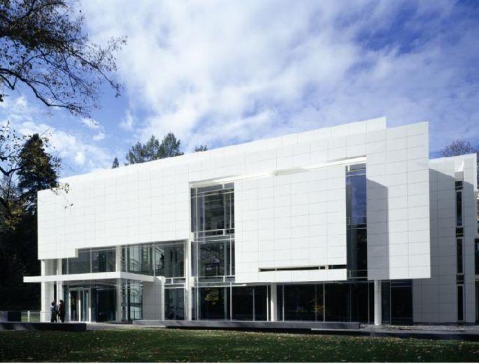 Le Musée Frieder Burda a été conçu par l\'architecte Richard Meier