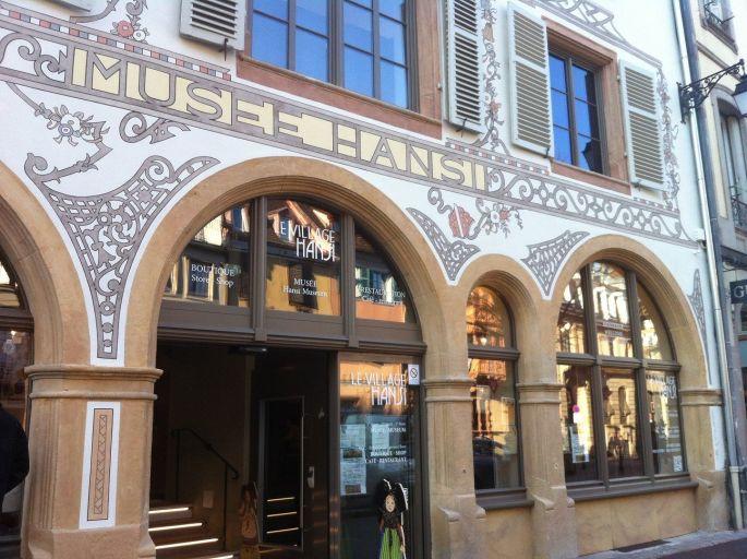 Musée Hansi à Colmar