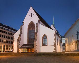 Musée historique de Bâle– Barfüsserkirche