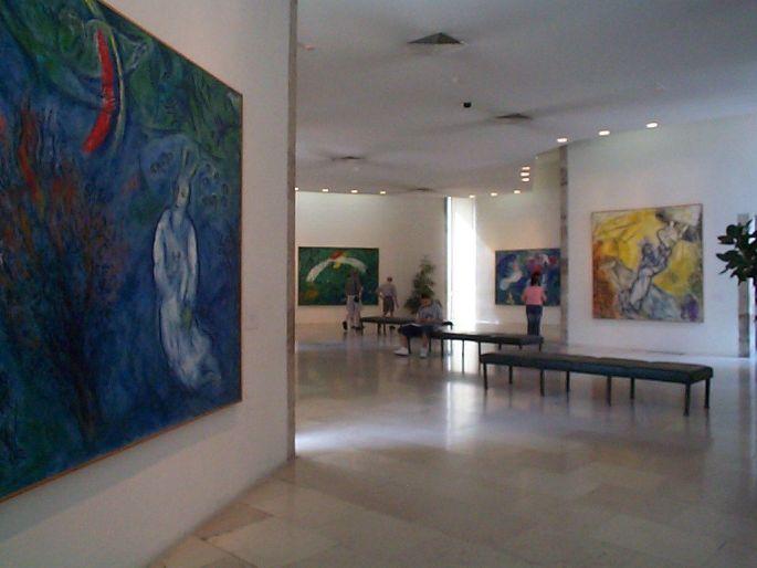 Musée Marc-Chagall de Nice