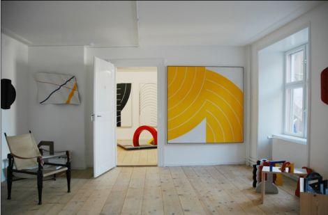 La reconstitution de l\'atelier de Rolf Rappaz