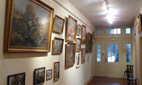 Des tableaux anciens illustrent le passé de Saint-Amarin au Musée Serret