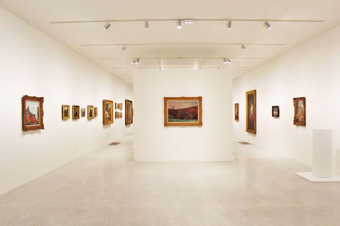 La galerie souterraine : Monet, Bonnard, Dufy...