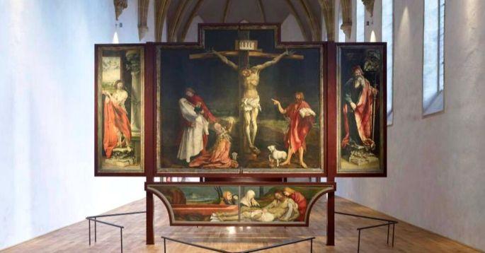 Visiter le Musée Unterlinden à Colmar !