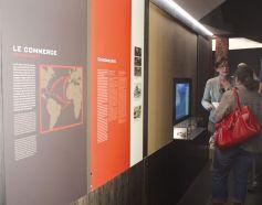 Le musée, à la scénographie très sobre, fait découvrir tous les combats de Victor Schœlcher