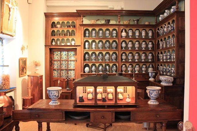 Le Musée de la vie bourguignonne à Dijon vous fait découvrir le monde rural de la fin du XIXème siècle