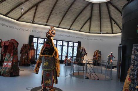 Les collections vodou de Marc Arbogast prennent place dans l\'ancien château d\'eau à Strasbourg