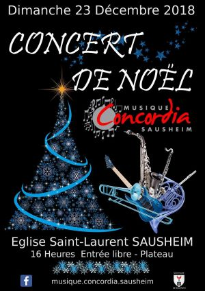 Musique Concordia de Sausheim